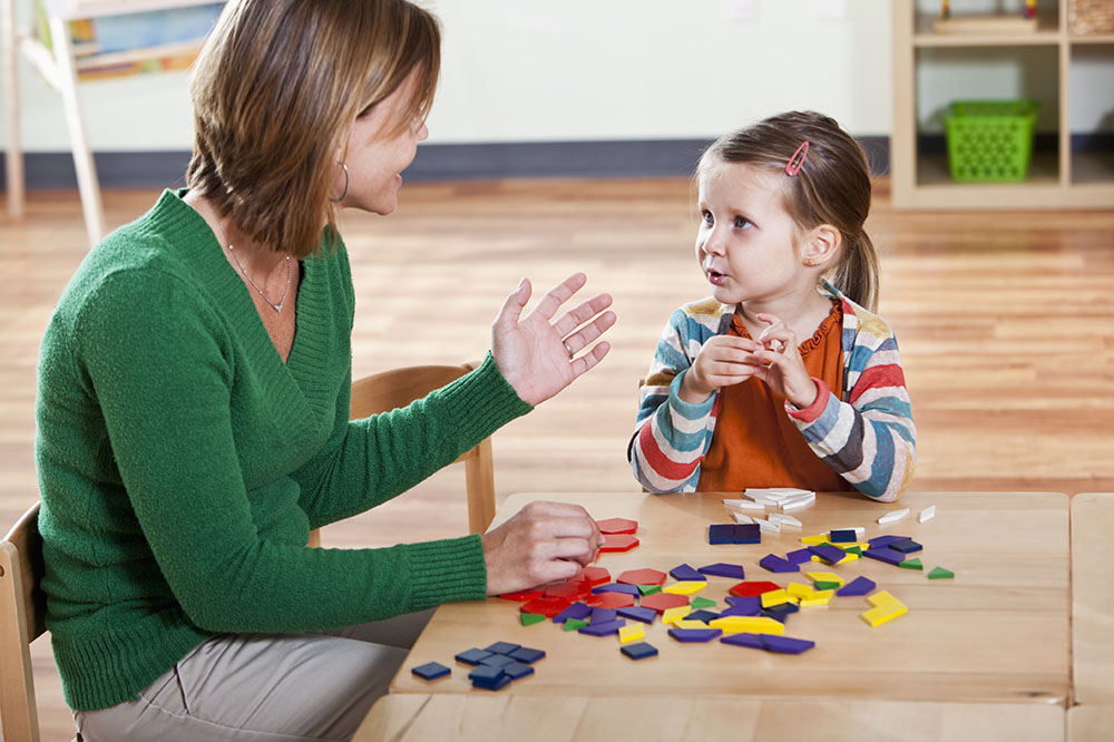 SPEECH/LANGUAGE THERAPY
